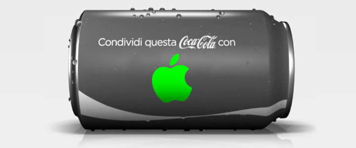 Apple e Coca-Cola a confronto: dal superbrand all'unbrand
